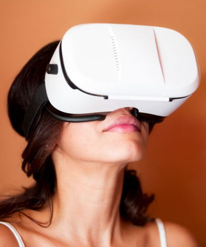 VR Porn Smell Sex OhRoma Scent Mask Arousing Experience