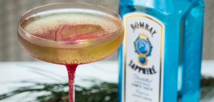 """Immersive"" multisensory cocktails celebrate Bombay Sapphire botanicals"