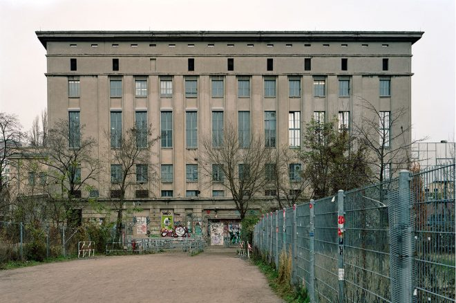 Someone has created a Berghain scented fragrance