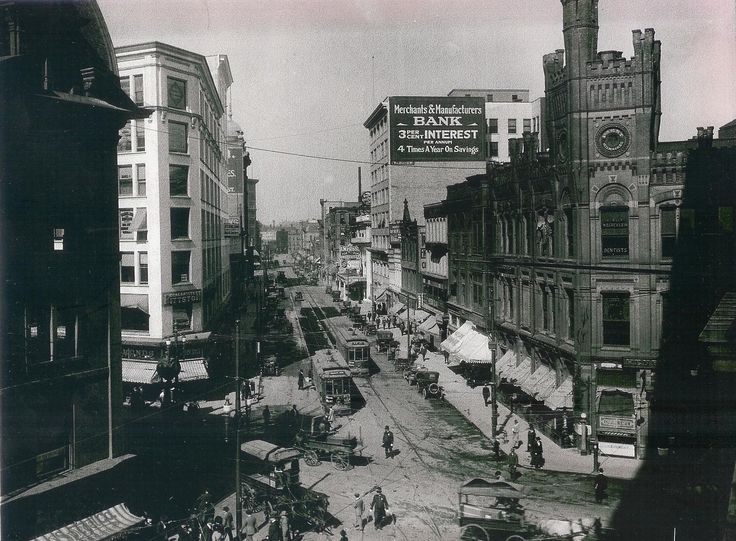 The forgotten smells of old Milwaukee