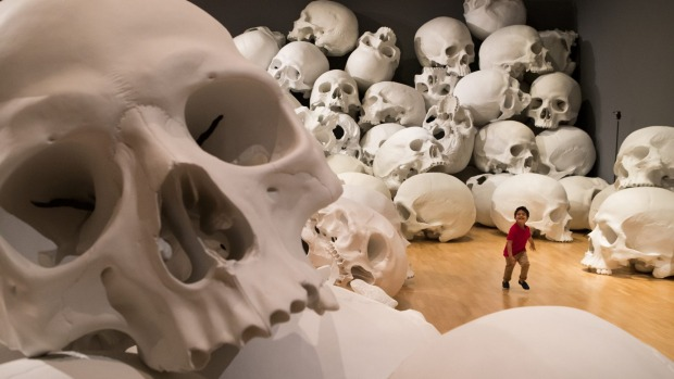 'It Stinks': Exhibition touches all senses