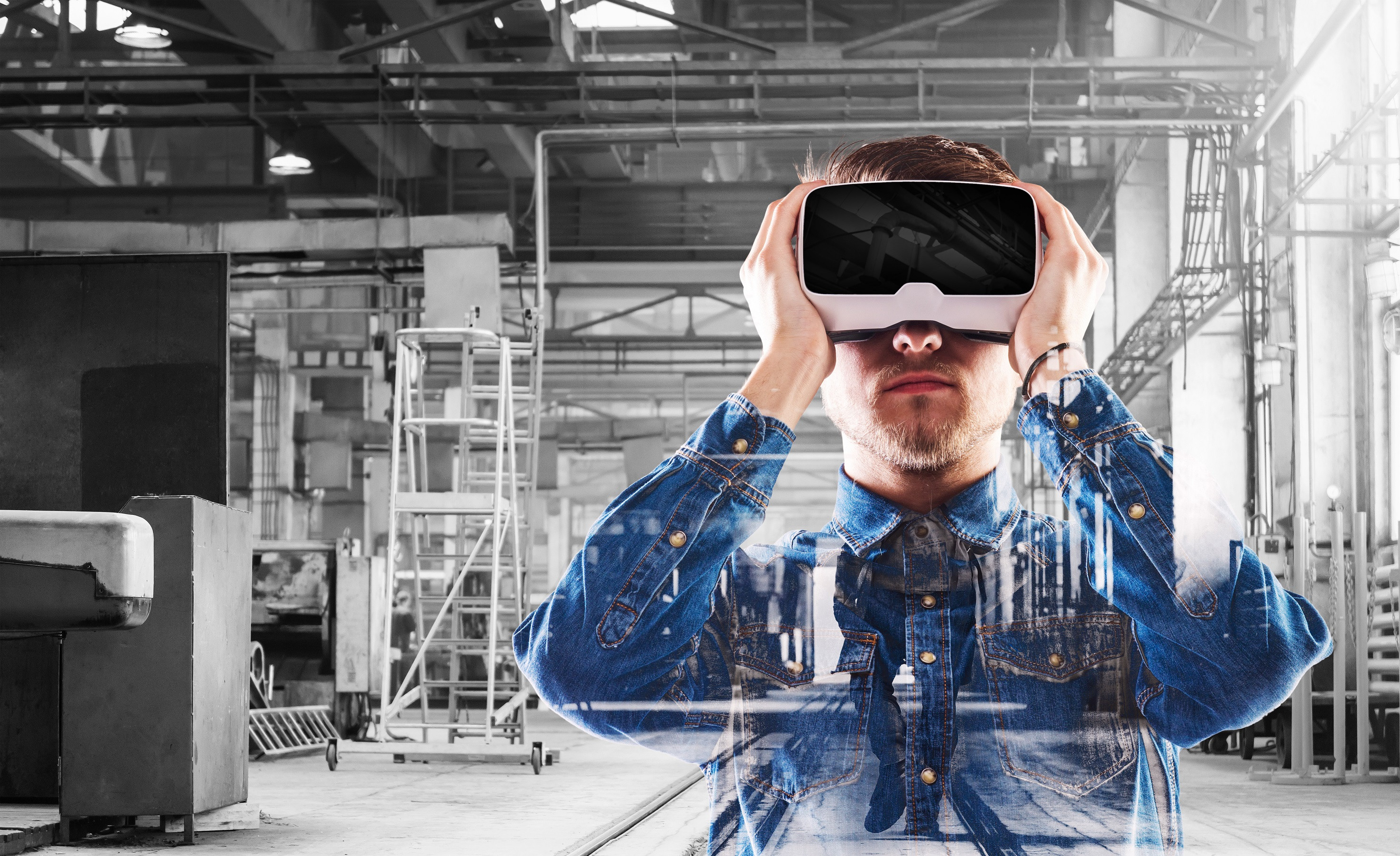 Virtual multisensory reality is poised for big business-to-business sales