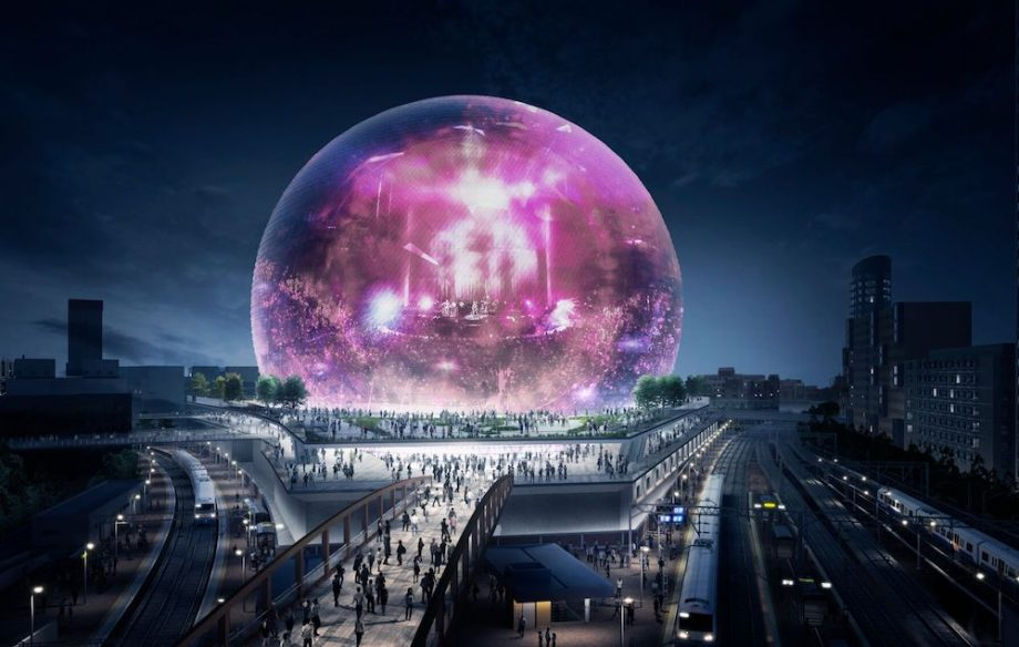 New Multisensory Sphere' venue in London – NME