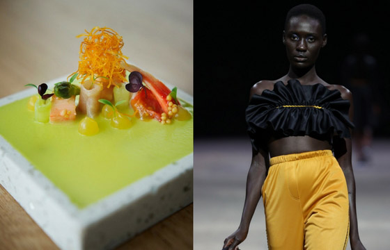 Fashion and Food – same same but different | CapeTown ETC