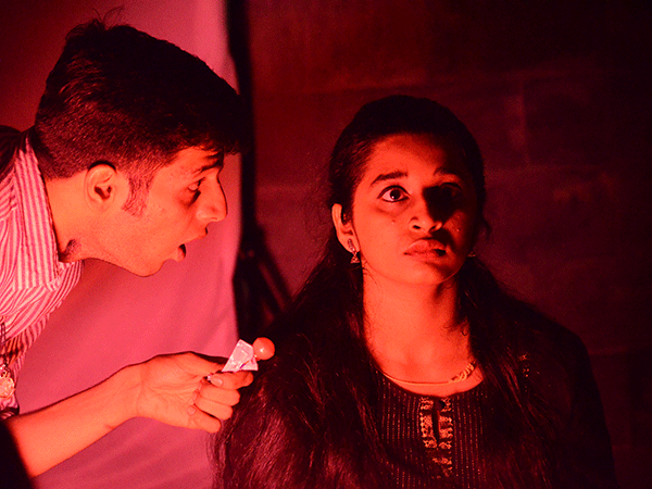 Heard of immersive theatre? Now, smell and hear it in Mumbai