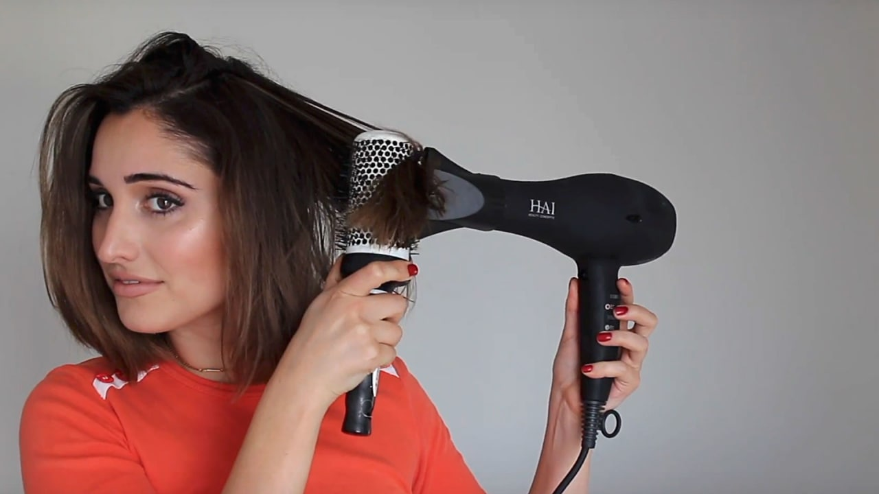 Hair Dryer Lets You Fully Customize Heat And Scent