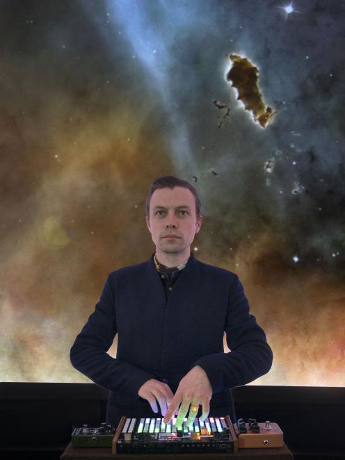 Multisensory 360-degree celestial experience