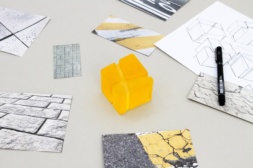 Simple Yet Beautiful Geometric Soaps Inspired by Urban Fragments of Seoul – Core77