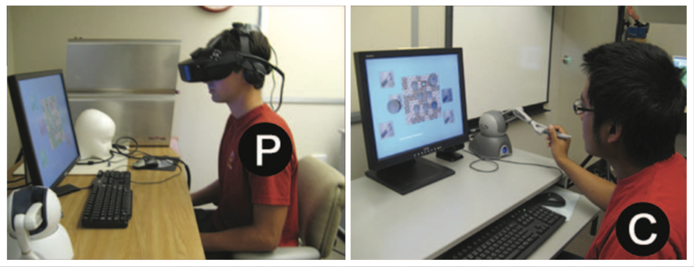 VR colorblind