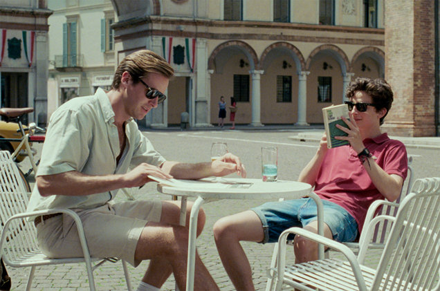 'Call Me by Your Name' Soundtrack Set for Peach-Colored (And Scented!) Vinyl Release