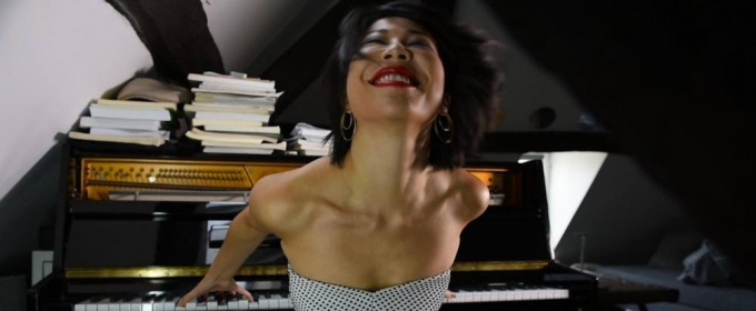 Spectrum Presents Pianist Jenny Q Chai In Sonorous Brushes, A Multi-Sensory Concert Using A.I. | Broadway world