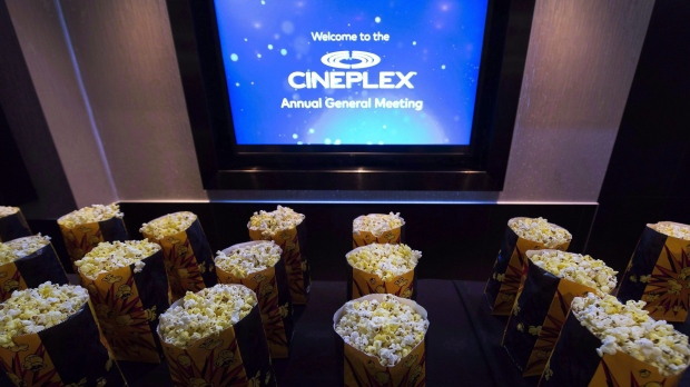 Cineplex virtual-reality experience combines virtual reality technology and sensory effects, like touch and smell | CTV news