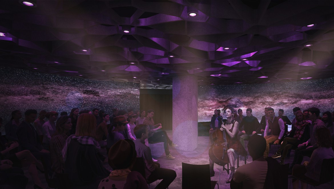 LMN Architects reveals design for Octave 9, an experimental music experience space for the Seattle Symphony | Global News Wire