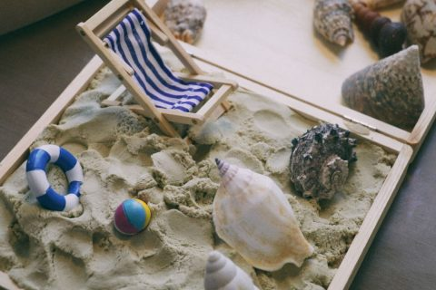 Healing Spaces multi-sensory experiences
