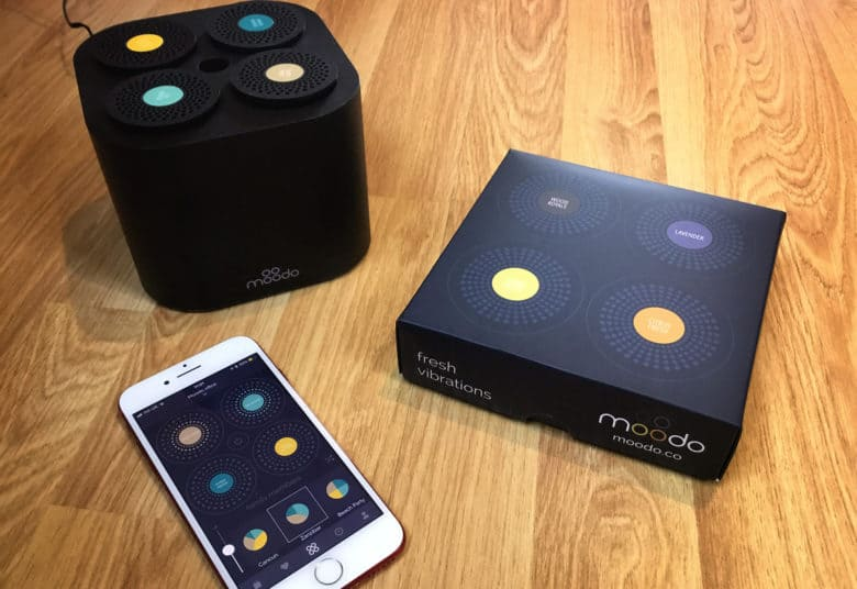 Moodo lets you control the way your home smells from your iPhone | CultofMac
