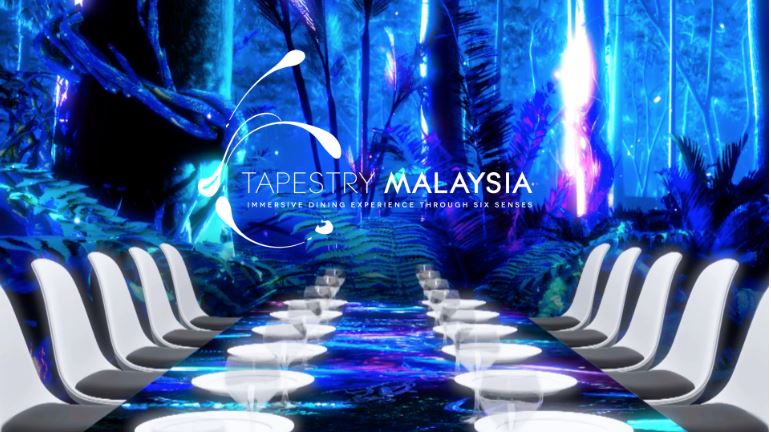 Exclusive luxury dining experience where an intense array of scents, textures, aromas, Malaysian culinary flavours & accentuated imaginative landscape of images, sounds and interactivity. | Star2.com