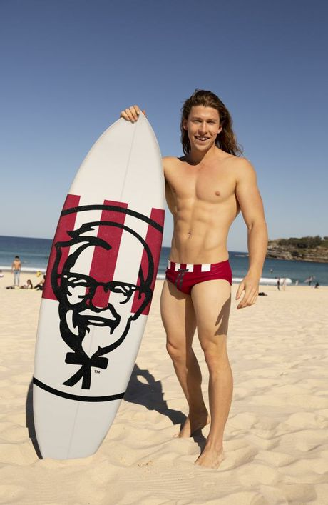 KFC launches chicken scented surf wax | Daily Examiner