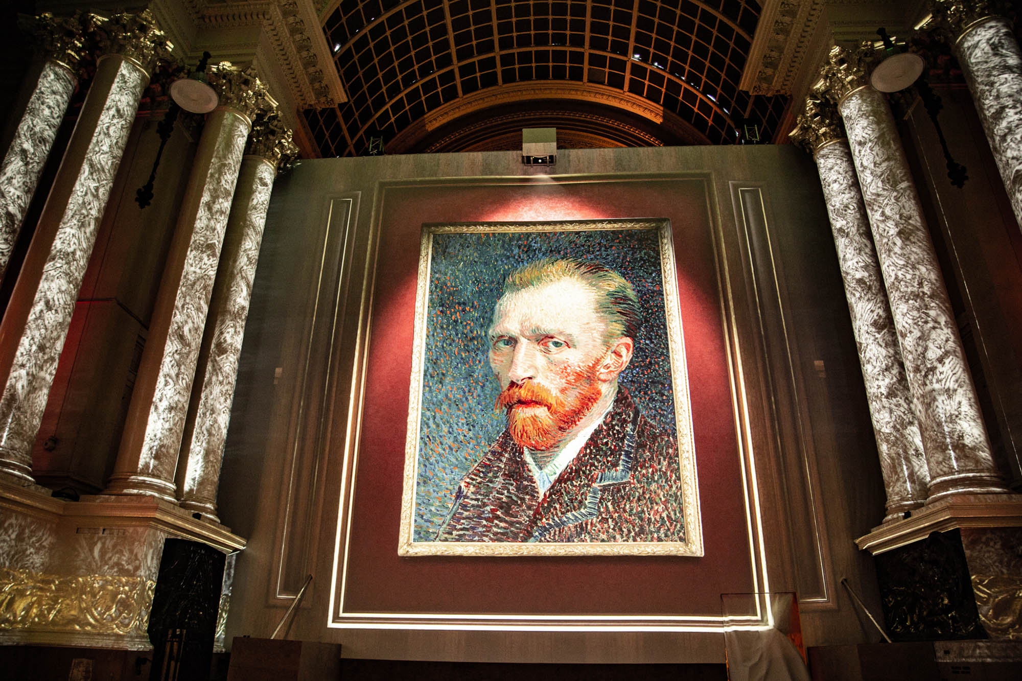 A multisensory Van Gogh experience at new Brussels exhibition | Lonely Planet