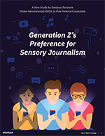 Demand for 'Sensory Journalism' on the Rise | ODWYERP