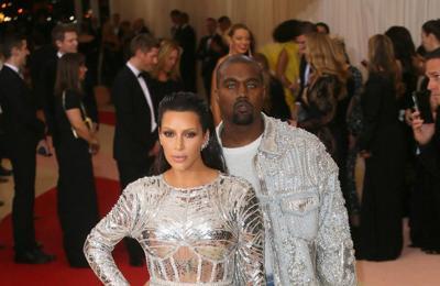 Kim Kardashian West: Kanye West smells like money   indexjournal.com
