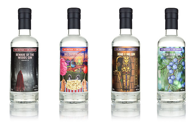 Boutique-y launches scent-inspired gin range | The spirits business