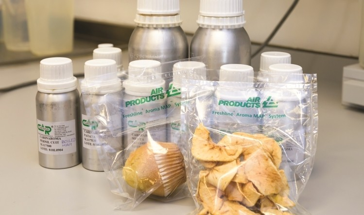 Adding flavour/scent to food via its packaging | Foodmanufacture.co.uk