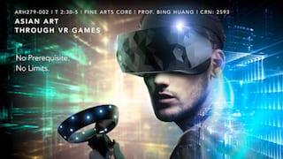 Art Through VR Games | The Cowl