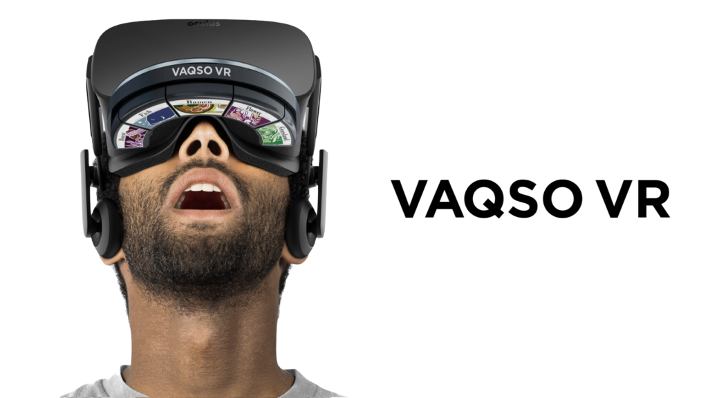 Smell the Immersion With the VAQSO VR Scent Device | VRfocus