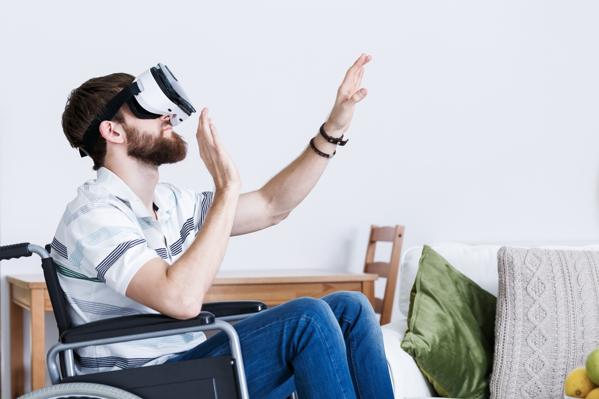 VR in mind for pain management | GulfNews