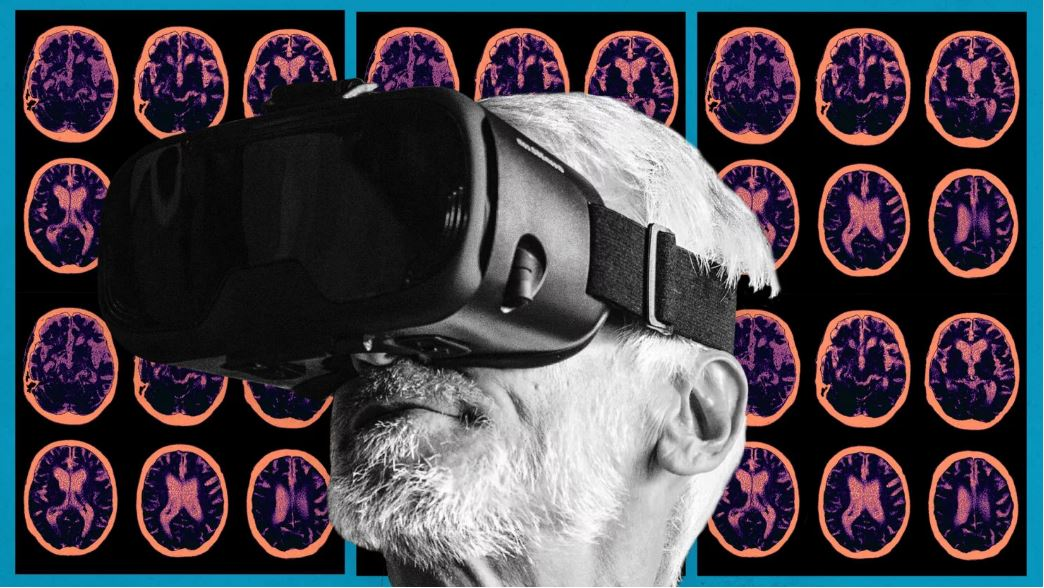 How Virtual Reality Can Help Fight Dementia | The Daily Beast