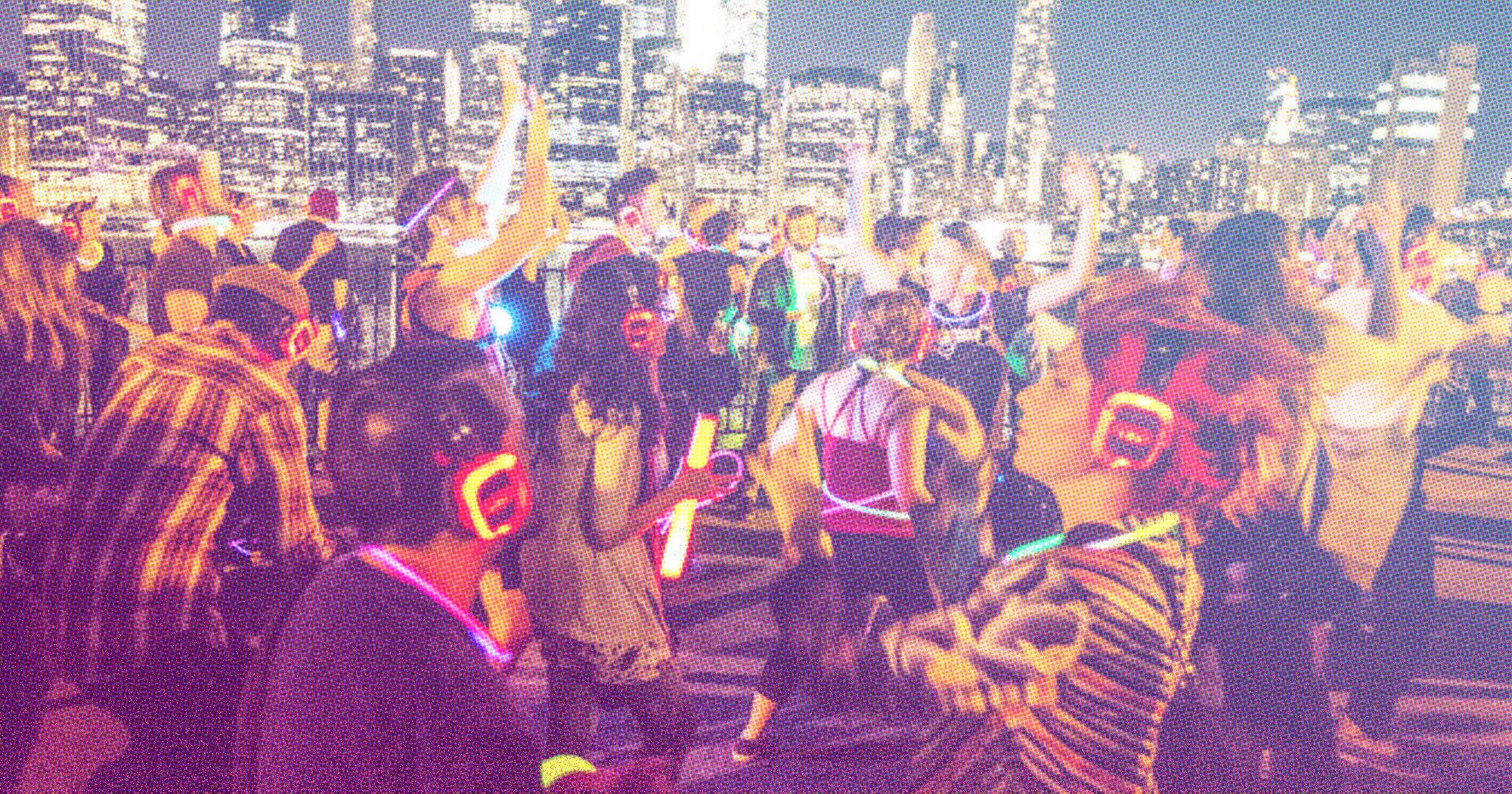 Silent Disco Parties Aren't Just For Fun, They Can Also Help Those With Social Anxiety | Refinery29
