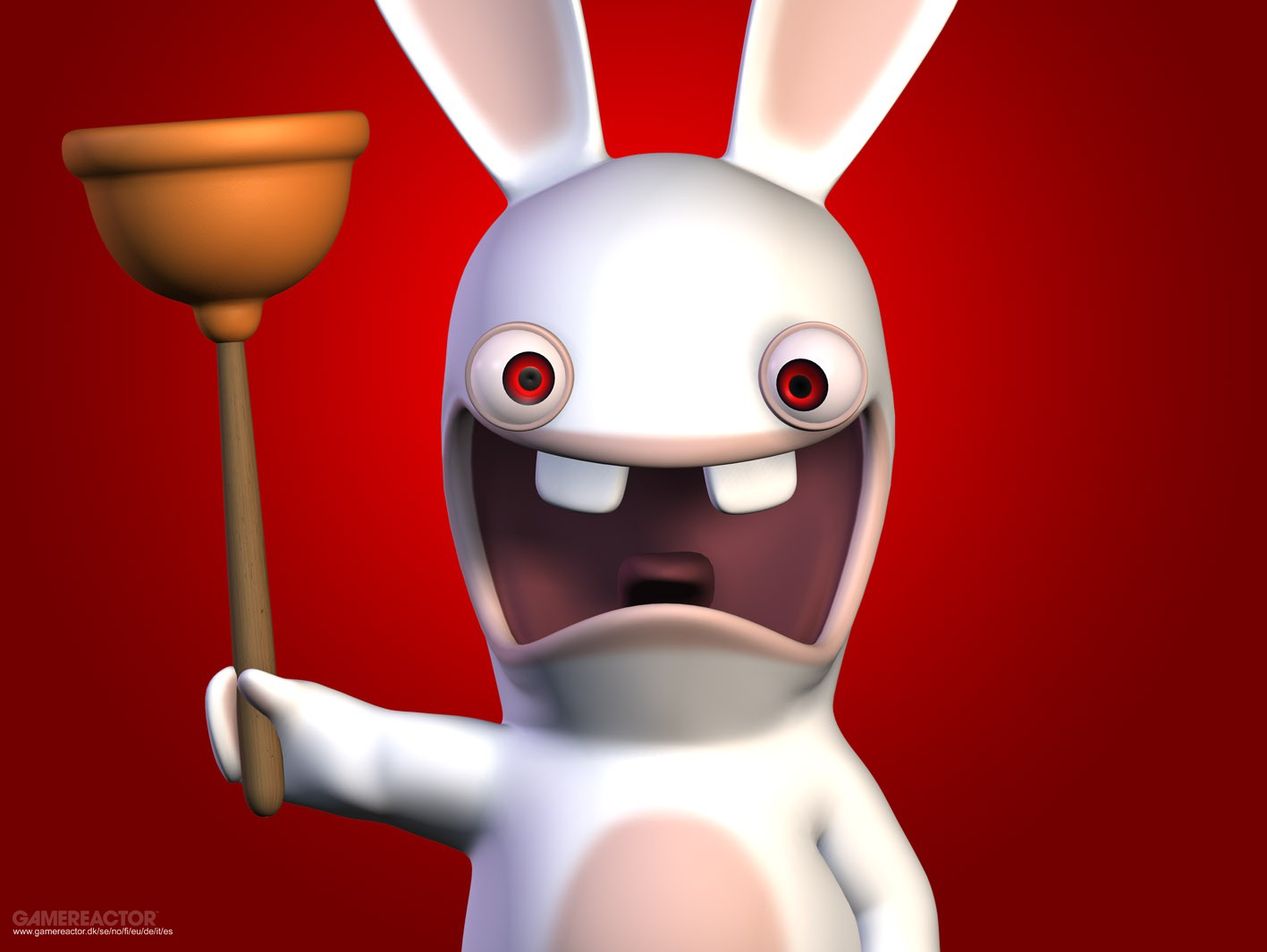 Rabbids Team Battle is a 4D ride from Triotech and Ubisoft | Gamereactor.eu