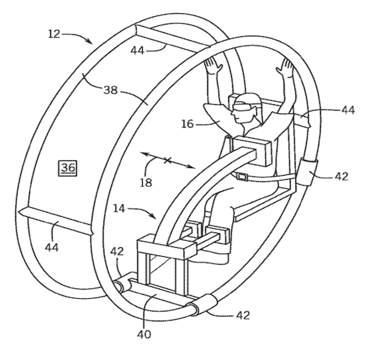 "Disney and Universal put a spin on reality with latest patents including ""Multisensory Augmented Reality"" 