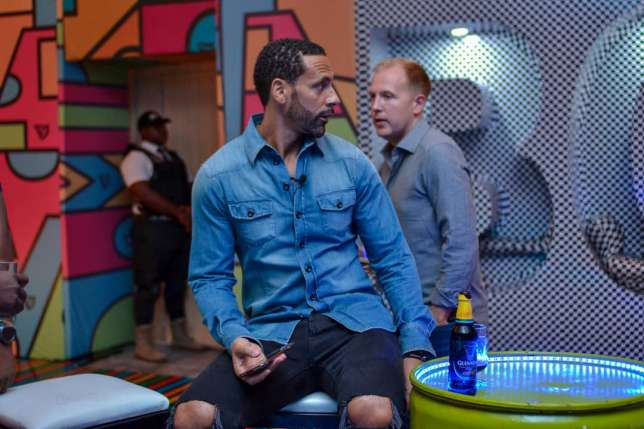 Rio Ferdinand's extraordinary night at Guinness multisensory flavour rooms | Metro – Pulse.ng