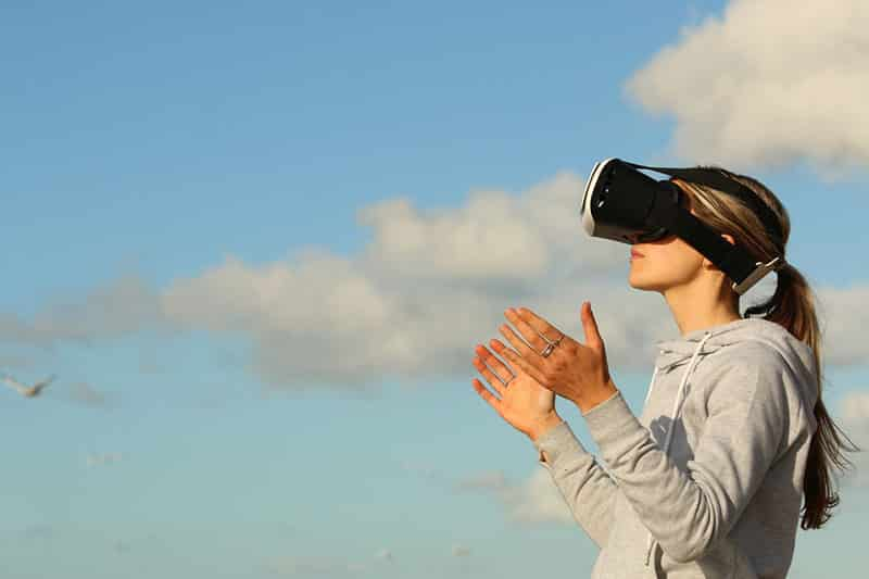 Your guide to multi-sensory virtual reality   Cyprus Mail