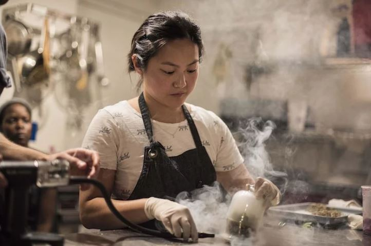 How This Asian-American Chef Uses Food and VR to Tell Her Immigrant Story | Food & Wine