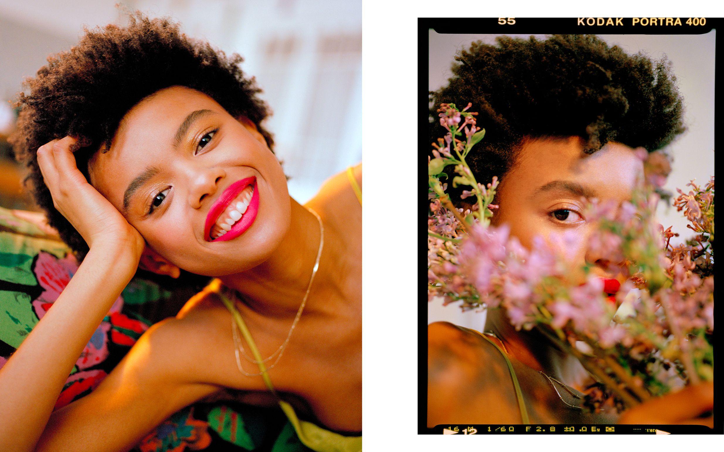 My Life In Scent: Poppy Okotcha | Elle Magazine