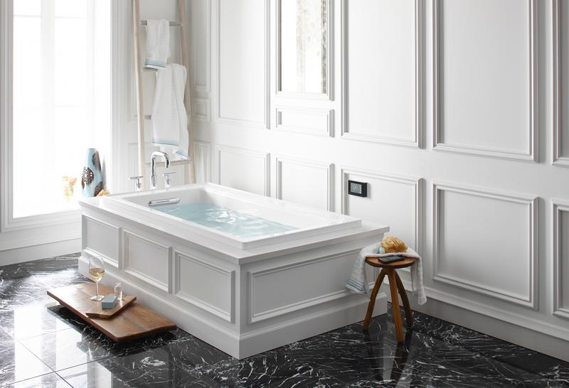 Kohler's Vibracoustic Bath