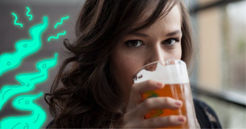 Your Manly Scent Is Making Your Wife to Drink All the Beer | Yahoo