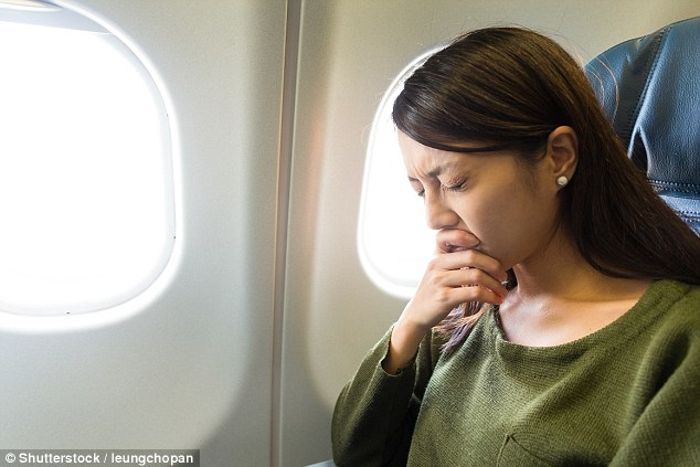 Why airlines are now pumping perfume into plane cabins   Daily Mail Online