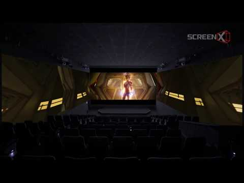 Connect with movies through motion, vibration, water, wind, snow, lightning, scents, and other special effects that enhance the visuals on-screen | PRNewswire