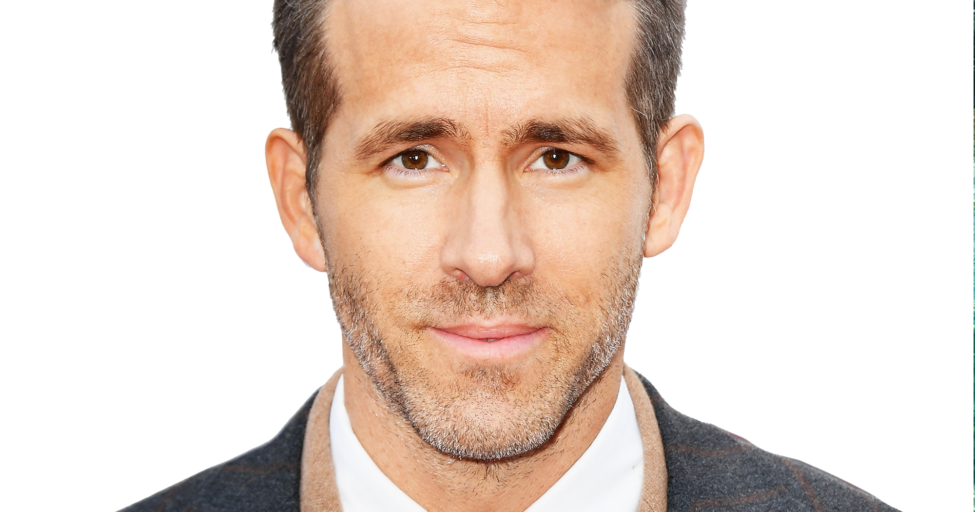 Ryan Reynolds' Favourite Smell Is Douglas Firs & Canadian Rain | Refinery 29