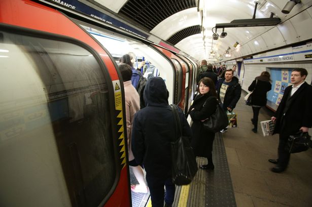 How a bid to make the Tube smell nice just made everyone feel sick | My London