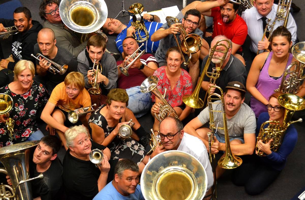 Art and sound combine in unusual event   NZ Herald