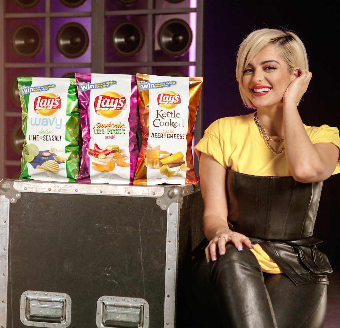 Lay's Reveals Three New Limited Edition Flavors Inspired by Music | The Daily Meal