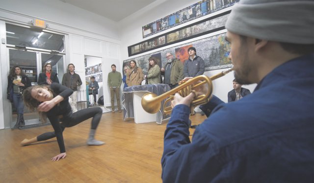 'Looks, Sounds, Smells Like the Universe' at Real Tinsel Gallery | Shepherd Express