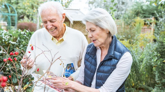What is the value of the outdoors for someone living with dementia? |Health Europa