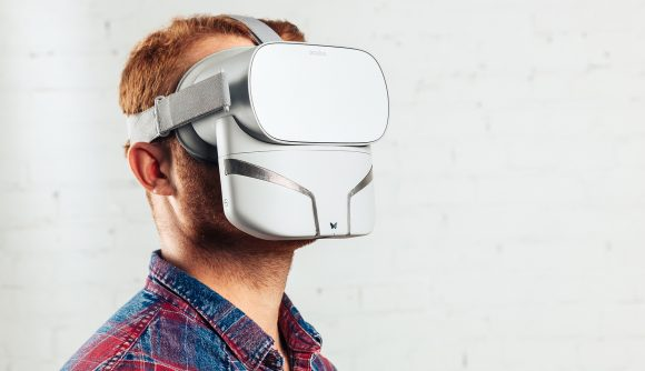 Sniff dragons, zombies, and electricity in VR with this multisensory mask | PC Gamesn