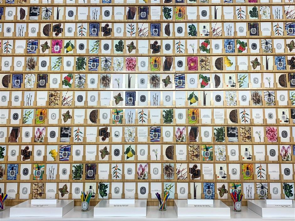 Sweet-smelling exhibition from Paris | Shine