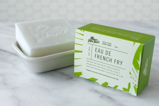 The inside story: Why Del Taco made French fry-scented soap | PR Week
